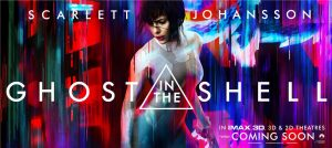 Win 5x Double Movie Passes to Watch GHOST IN THE SHELL Preview Screening