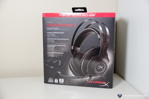 Kingston HyperX Cloud Revolver S-1