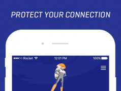 Rocket VPN iOS