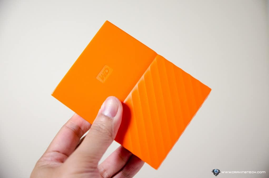 WD My Passport Review–A Storage with Reimagined Design