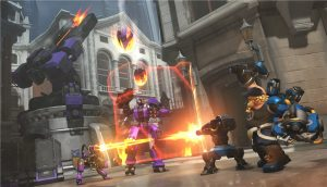 #Overwatch new event, the Uprising, is live