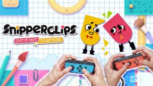 Nintendo Switch Snipperclips bring fun and co-op mode to puzzle games