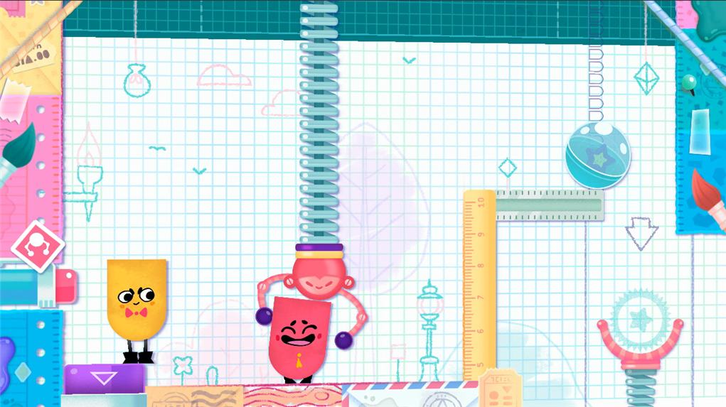 Snipperclips Review 1