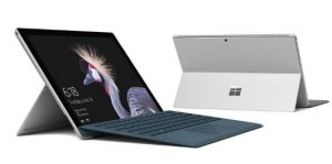 Microsoft introduces the New Surface Pro