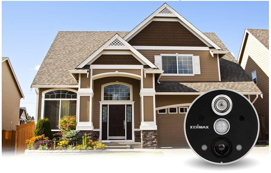 Edimax Wireless Door Camera