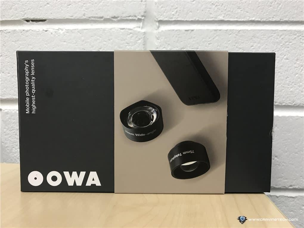 OOWA Pro Kit lens