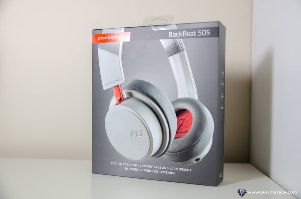 plantronics backbeat 505 review great cheap bluetooth headphones. Black Bedroom Furniture Sets. Home Design Ideas