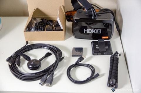 Razer HDK 2-5
