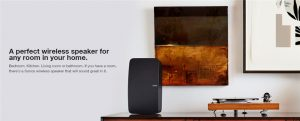 Australians can now shop Sonos speakers directly online from Sonos