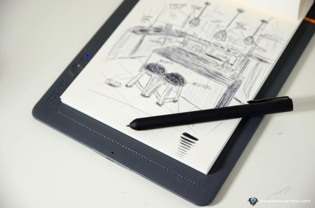 Wacom-Bamboo-Slate Review