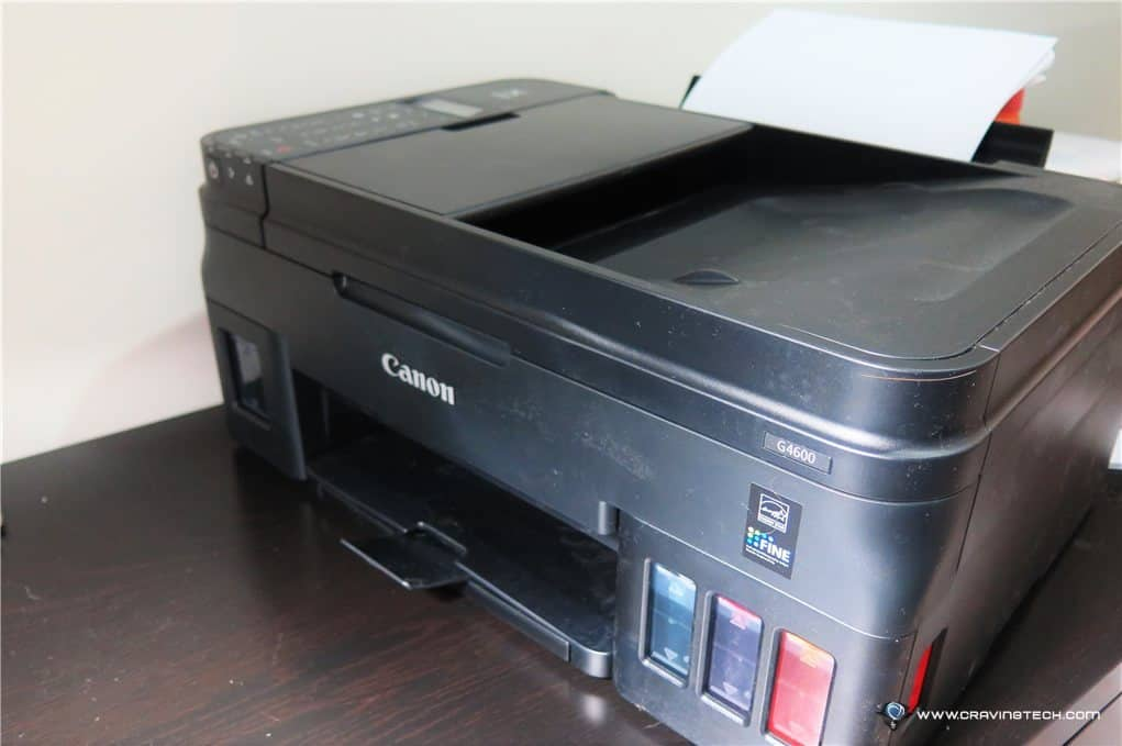 Canon G4600 Review G4000 Series