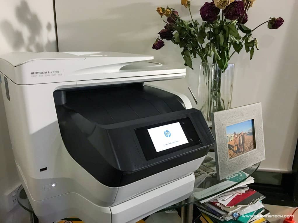 HP OfficeJet Pro 8740 Printer-6