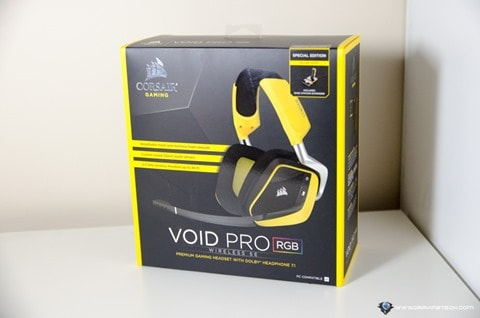 Corsair VOID PRO Wireless RGB-1