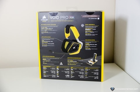 Corsair VOID PRO Wireless RGB-2