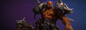 Heroes of the Storm's new hero, Garrosh, is playable now