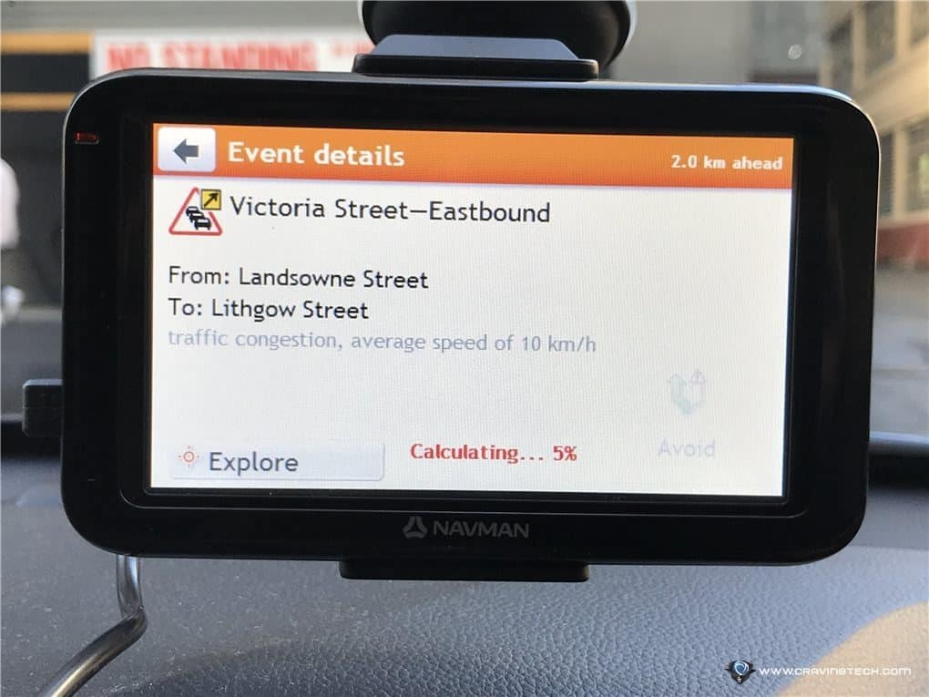 Navman EZY400LMT Review - Car GPS with just the Essentials