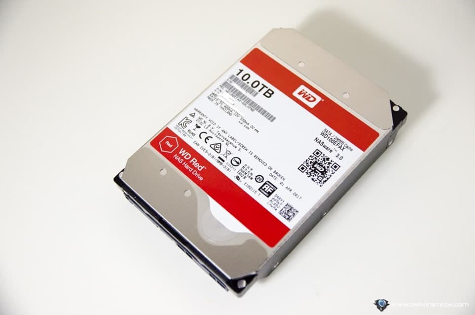 WD Red 10TB-1
