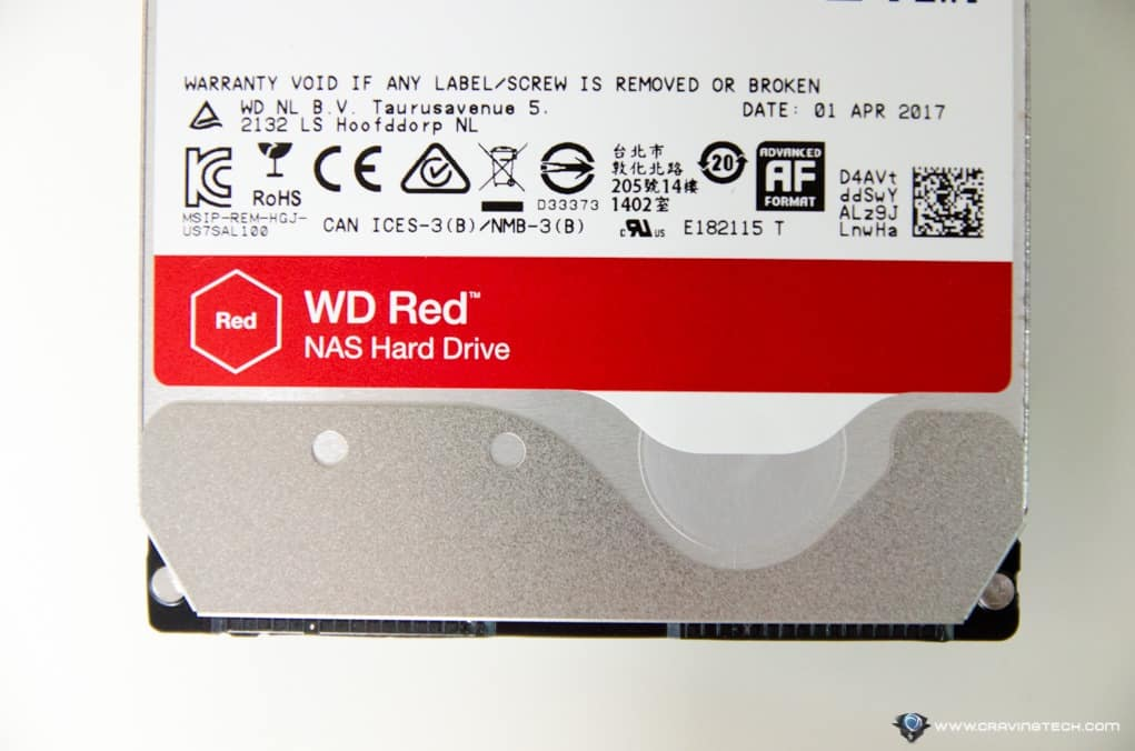 WD Red NAS Hard Drive Review - The Mother of all NAS Drive