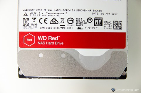 WD Red 10TB-4