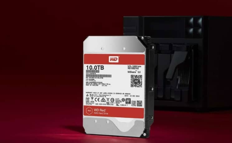 WD Red Drive