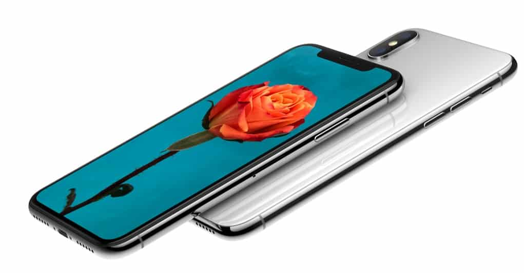 Apple new iPhone X