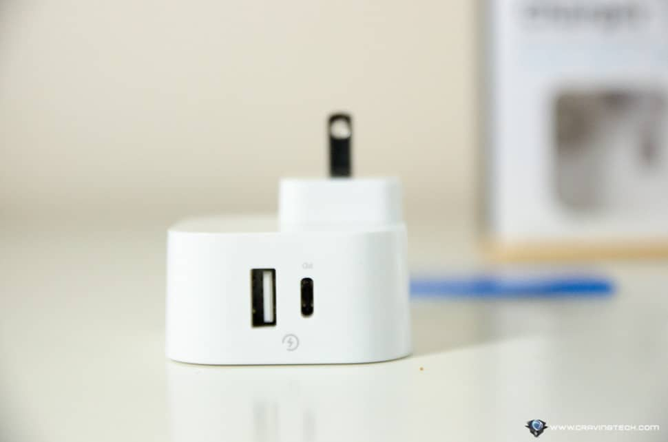 Innergie PowerJoy 30C USB-C Wall Charger Review-7
