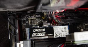 Kingston-KC1000-NVMe-PCIe-SSD Review