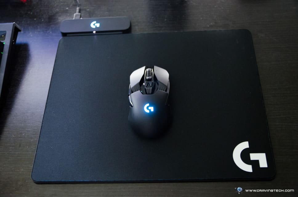 Logitech G G903 with POWERPLAY Review-17