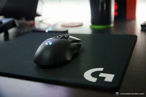 Logitech G G903 with POWERPLAY Review-18