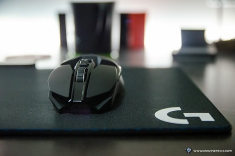 Logitech G G903 with POWERPLAY Review-20