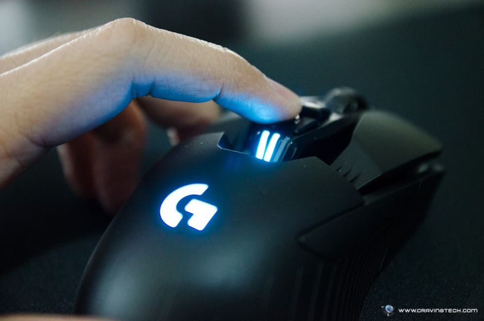 Logitech G G903 with POWERPLAY Review-21