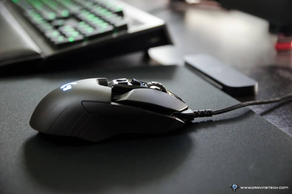 Logitech G G903 with POWERPLAY Review-22