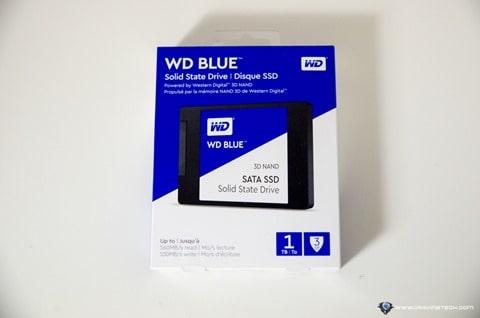 SanDisk WD 3D NAND SSD-2