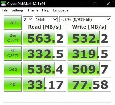 WD 3D NAND 1TB