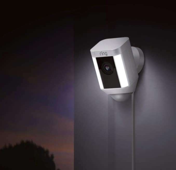 Ring Introduces A Brand New Spotlight Cam Product Line