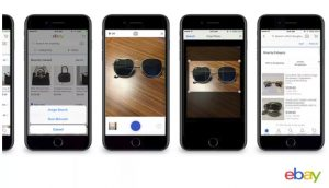 Search items on eBay using your phone's Camera / Photos with eBay Image Search App
