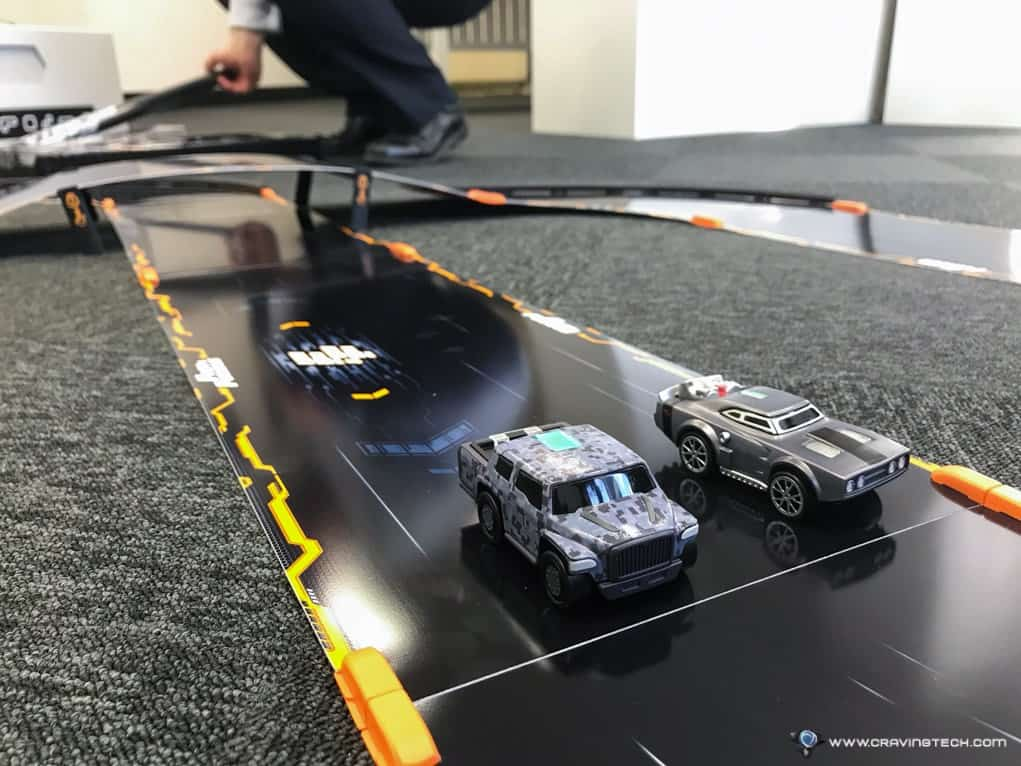 Anki Overdrive Fast and Furious-1