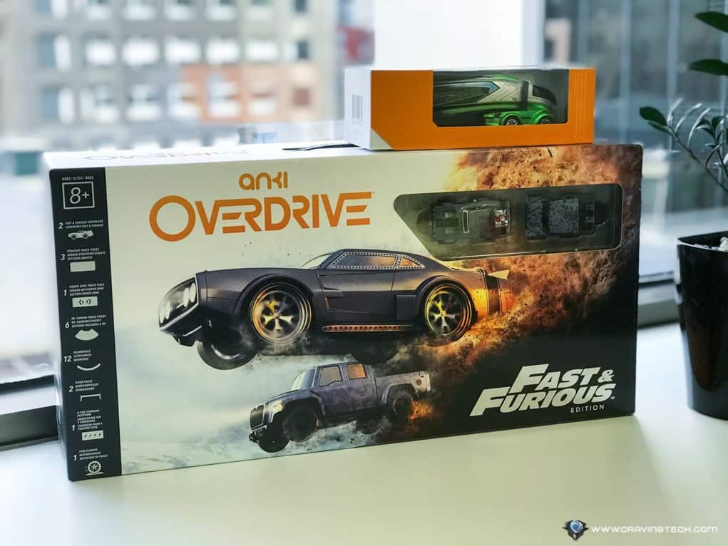 anki overdrive fast furious edition review ultimate. Black Bedroom Furniture Sets. Home Design Ideas