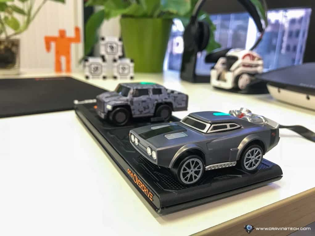 Anki Overdrive Fast and Furious-5