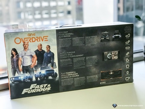 Anki Overdrive Fast and Furious-9