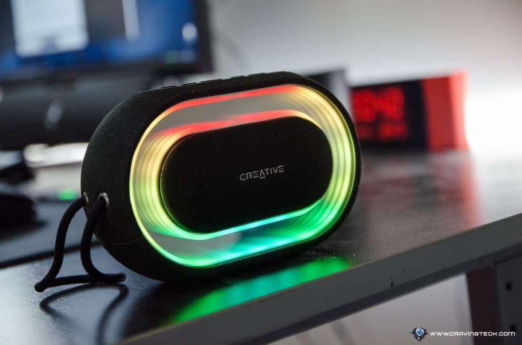 Creative Halo Bluetooth Speaker-10