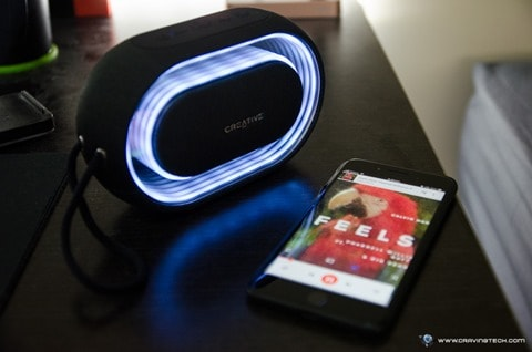 Creative Halo Bluetooth Speaker-14