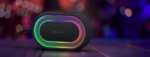 Creative Halo Review – Brighten up your party mood with lights and sound