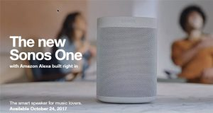 Sonos One Smart Speaker from Sonos