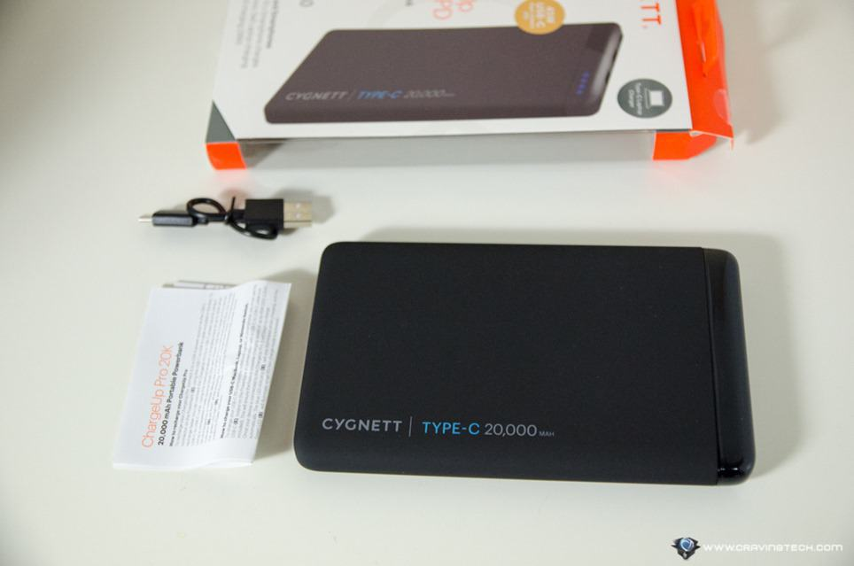 Cygnett Charge Up Type-C Power Bank-3