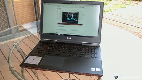 Dell Inspiron 15 7000 Gaming Laptop-20