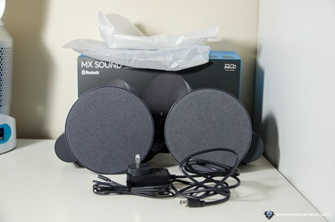 Logitech MX SOUND-2