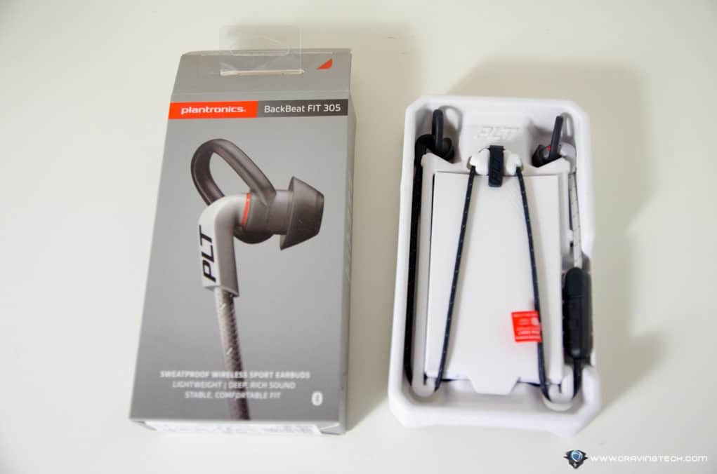 how to connect plantronics backbeat fit