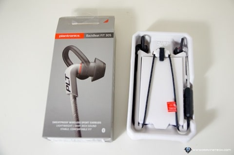 Plantronics BackBeat FIT 305-2