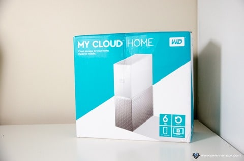 WD My Cloud Home-1